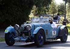 Mille Miglia, Италия Стоковое Фото