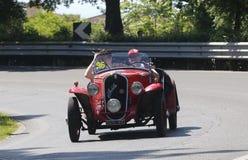 Mille Miglia, Италия Стоковое Изображение RF