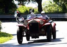 Mille Miglia, Италия Стоковые Изображения RF