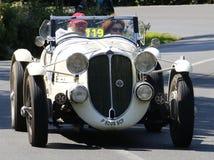 Mille Miglia, Италия Стоковая Фотография RF