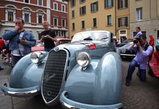 Mille Miglia Royalty Free Stock Images