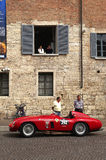 Mille Miglia Royalty Free Stock Photography