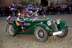 Mille Miglia Stock Photo