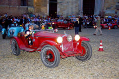 Mille Miglia Stock Photography