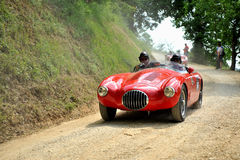 Mille miglia 2009, OSCA MT4-2AD Royalty Free Stock Images
