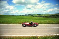 Mille Miglia 2010 Race Stock Photography
