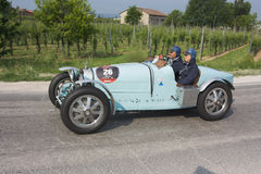 Mille miglia 2011 Stock Photography