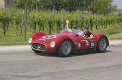 Mille miglia 2011 Royalty Free Stock Photos