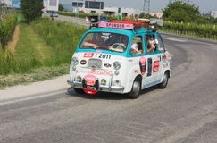 Mille miglia 2011 Stock Photo