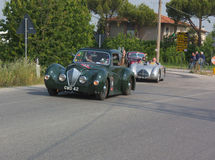 Mille Miglia 2011 Royalty Free Stock Image