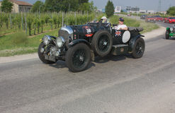 Mille Miglia 2011 Royalty Free Stock Images