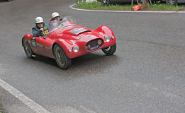 Mille Miglia 2012 Stock Photos