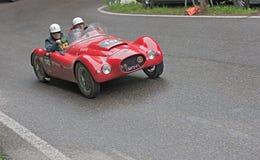 Mille Miglia 2012年 库存照片