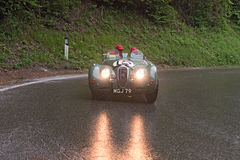 Mille Miglia 2012年 库存图片