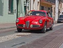 Mille Miglia 2012 royalty free stock photos