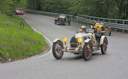 Mille Miglia 2012年 免版税库存图片