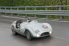Mille Miglia 2012 Royalty Free Stock Image