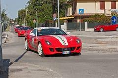 Mille miglia 2012 Stock Photos