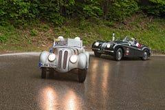 Mille Miglia 2012 Stock Foto's