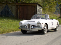 Alfa romeo Royalty Free Stock Photo