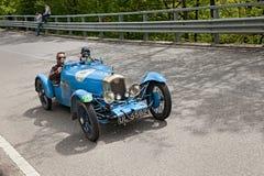 Mille Miglia 2013 Stockfotografie