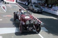 Mille Miglia 2015 Arkivbild