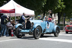 Mille Miglia 2015 Stock Photography