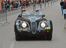 The Mille Miglia 2014 Stock Images