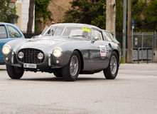 Mille miglia 2014 FERRARI Stock Photos