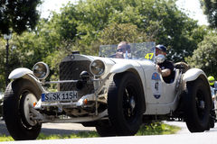 Mille Miglia, Italië Royalty-vrije Stock Afbeelding