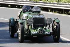 Mille Miglia, Italië Stock Afbeelding
