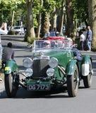 Mille Miglia, Italië Stock Foto