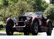Mille Miglia, Italia imagenes de archivo