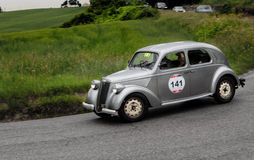 Mille miglia 2015  LANCIA Ardea 1939 Royalty Free Stock Photo