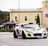 Mille miglia lotus Stock Photography
