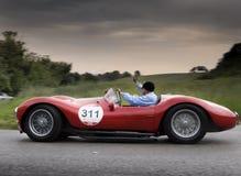 Mille miglia 2015个MASERATI A6 GCS/53 Fantuzzi 1954年 库存图片