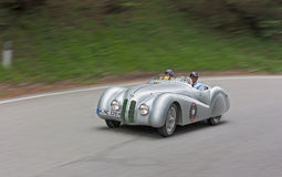 Mille Miglia 2012 Royalty Free Stock Photography