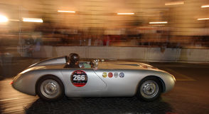 MILLE MIGLIA RACE 2008 Royalty Free Stock Images