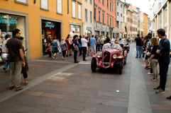 Mille Miglia 2015 Stock Photos