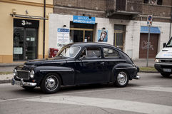 Mille miglia volvo Royalty Free Stock Images