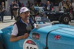 Mille milles de course Photographie stock libre de droits