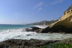 Mille spiagge di punti Immagini Stock