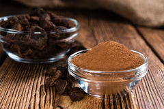 Milled Cola Nut Stock Images