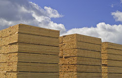 Milled Lumber Stock Images