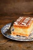 Millefeuille Stock Images