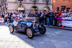 Millemiglia Royalty Free Stock Images