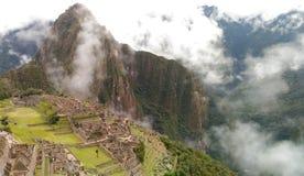 Millenarian cywilizacja, Mach Picchu, Peru, 02/08/2019 obraz stock