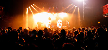 Millencolin band performs at Apolo Stock Photo