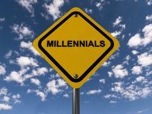 Millenials Stock Photography