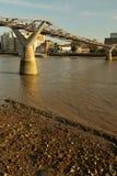 Millenium Bridge Royalty Free Stock Photography